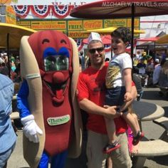 An Amazing Deal for 100th Anniversary of Nathan's Famous Hot Dogs
