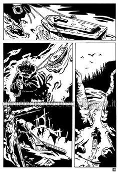 DANIELE DE CRESCENZO: FUMETTI  Django Comics 2