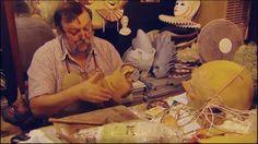 Setti Carlo, mask maker of Venice - PBS profile produced by Dutch Rall
