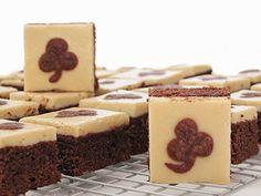 Irish Brownie Bombs
