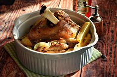 ropogós egészben sült csülök egyszerüen Mashed Potatoes, Cupcake, Pork, Chicken, Ethnic Recipes, Whipped Potatoes, Kale Stir Fry, Smash Potatoes, Cupcakes