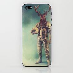 Without Words iPhone & iPod Skin by Rubbishmonkey - $15.00