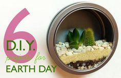 6 Fun DIY Projects to Make for Earth Day | Inhabitat - Sustainable Design Innovation, Eco Architecture, Green Building