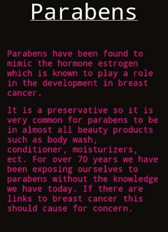 eliminate parabens in your home and self care! #paraben #free #cosmetics WWW.ILLUMAMINERALS.COM