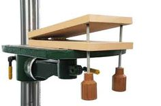 Workshop Wednesdays - Exploit Your Drill Press - The Woodworkers ...