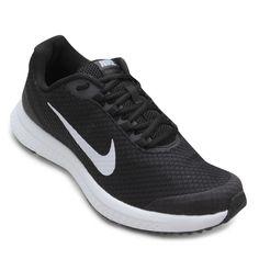d1f6215f0d Tênis Nike Runallday Feminino - Preto e Cinza - Compre Agora