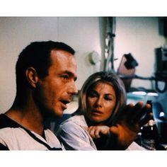 Instagram media by thelilykoppel - French movie vibe starring Rene & Scott #AstronautWivesClub
