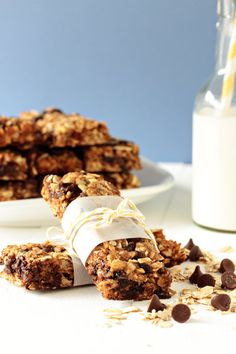 Homemade Granola Bars | My Baking Addiction