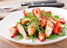 10 vinagretas saludables para tus ensaladas - Adelgazar en casa Fresh Rolls, Potato Salad, Potatoes, Chicken, Ethnic Recipes, Food, Portobello, Cilantro, Pastel