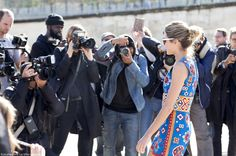 Street style, Paris Fashion Week, SS16