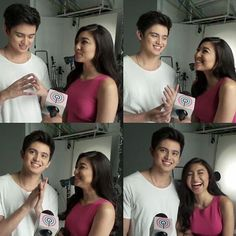 James Reid and Nadine Lustre  @jadinelovess Instagram photos | Websta