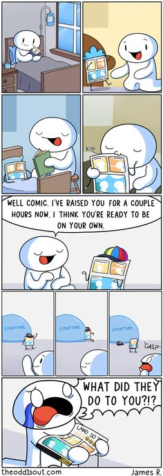 Explore the latest collection of random comics that will blow your mind today. These funny comics memes photos will make your day lol. Funny Shit, Funny Posts, Funny Stuff, Funny Sarcasm, Really Funny, Funny Cute, Hilarious, Odd Ones Out Comics, Funny Cartoons