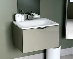 Dakar Sink Wave Handle Contemporary Style Bathrooms Bathroom Styling Furniture Product Launch