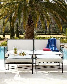 Love this patio furniture!