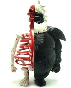 General Zoo - Artoyz Exclusive figure by Alan Ng, produced by G999. Front view.
