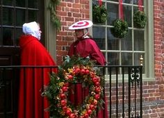 colonial williamsburg christmas - Google Search