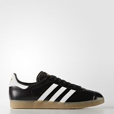 best service 910d1 3a5ab adidas - Gazelle Shoes Adidas Campus Shoes, Black Adidas, Adidas Men, Suede  Sneakers