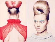 Chic Retro Hairstyles | Hairstyles