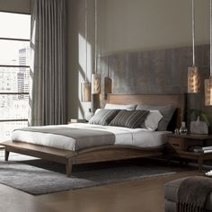 Don't sacrifice comfort for style! Find the right bedroom set for you at Howell Furniture.