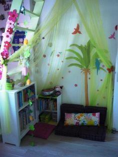 coin lecture chambre enfant astuce pinterest coin lecture coins et lecture. Black Bedroom Furniture Sets. Home Design Ideas