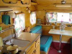Vintage campers. little-campers