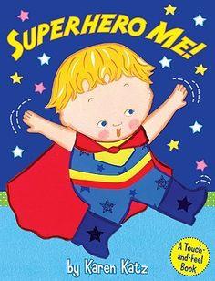 Superhero Me! by Karen Katz