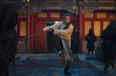Donnie Yen in Crouching Tiger, Hidden Dragon: Sword of Destiny