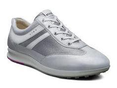 Ecco 2014 Womens Street EVO One In White Mrs Golf