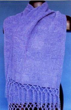 Garter Stitch Scarf/InEx