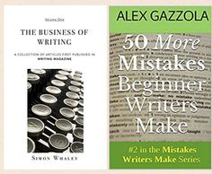 Today I wanted to share with you news of two new writing books by colleagues of mine that have just been published. The first one is The Business of Writing by Simon Whaley. As the name indicates, this is a guide to the business aspects of writing, from taxation to pen-names, author contracts to press trip protocols. The full table of contents is copied below.Simon is a UK-based freelance writer who lives in Shropshire, not a million miles from me. The book does therefore have a UK focus…