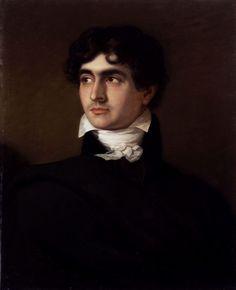 John-William Polidori, par Gainsford (v.1820)