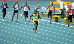 """""""But if I keep my core and back strong the scoliosis doesn't really bother me"""" Usain Bolt"""