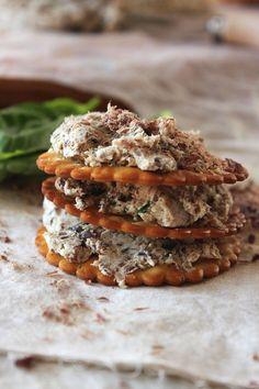 Biltong and Basil Pate - aninas recipes Pate Recipes, Banting Recipes, Low Carb Recipes, Snack Recipes, Healthy Recipes, South African Recipes, Africa Recipes, Biltong, Kos