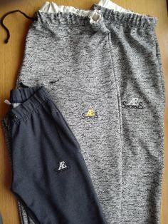 spodnie dresowe męskie i chłopięce