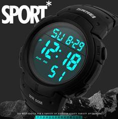http://ali.pub/248a3n - Модные часы SKMEI со скидкой 60% за 503 рубля.