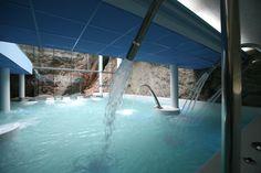 http://www.cantabriarural.com Balneario de la Hermida #Cantabria #spain #spa #balnearios