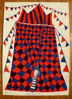 Little Circus par MinaBraun sur Etsy