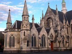 First Church Presbyterian in Dunedin - NZ
