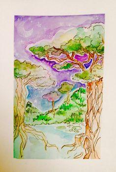 astrocat-arts:  twilight forest (hexxit)