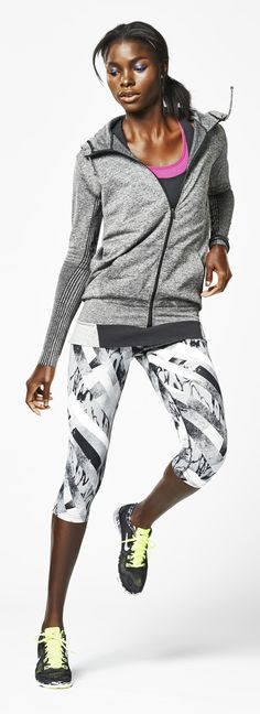 Train out loud. #Nike #training #style