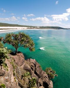 Sunshine Coast, Australia: Spectacular views from Indian Head on Fraser Island Oh The Places You'll Go, Great Places, Places To Travel, Beautiful Places, Places To Visit, Fraser Island Australia, Queensland Australia, Australia Beach, Sunshine Coast Australia