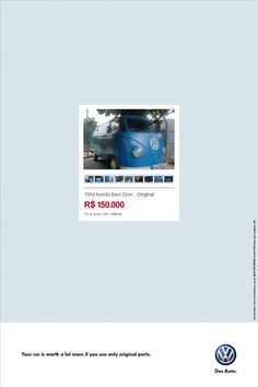 Read more: https://www.luerzersarchive.com/en/magazine/print-detail/vw-volkswagen-56434.html VW Volkswagen 1950 Kombi Barn Dorr – Original. R$ 150.000. Rio de Janeiro – RJ. 1.055km. Tags: Renato Simões,Bruno Prosperi,Luiz Sanches,VW Volkswagen,Leandro Valente,Tiago Pinho,Leandro Marchiori,AlmapBBDO, Sao Paulo