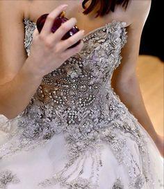 Bridal Dresses, Bridesmaid Dresses, Fashion Business, Parisian Wedding, 2017 Bridal, Strapless Dress Formal, Formal Dresses, One Shoulder Wedding Dress, Princess