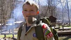 Outfitting Local Boy Scouts with Army/Navy Surplus