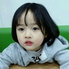 Cute Asian Babies, Korean Babies, Asian Kids, Cute Babies, Baby Kids, Funny Kids, Cute Kids, Cute Baby Meme, Cute Little Drawings