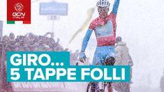 5 tappe indimenticabili nelle ultime 10 edizioni del Giro d'Italia . Tiziano Caviglia Blog Blog, Italia, Blogging
