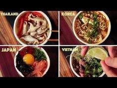 5 Creative Cup Noodle Creations - YouTube