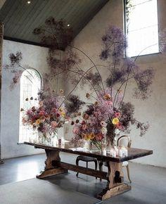 Deco Floral, Floral Design, Floral Wedding, Wedding Flowers, Flower Installation, Yarra Valley, Interior Exterior, Event Decor, Dried Flowers