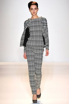 Lela Rose Fall 2012 Ready-to-Wear Fashion Show Collection