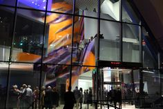 MOCA- Museum of Contemporary Art Cleveland's opening